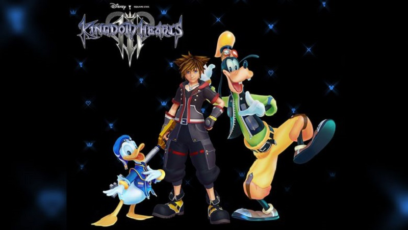 "Kingdom Hearts 3 : Extended ""Together"" Trailer Celebrates Going Gold"