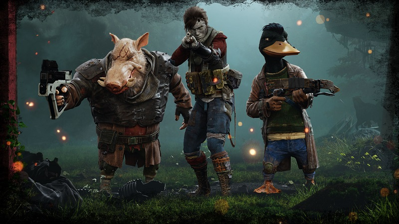 Mutant Year Zero : Launches December 4th, Joins Xbox Game Pass at Launch