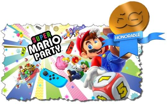 Super Mario PartyMedal