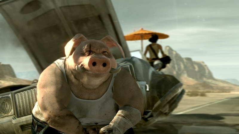 Beyond Good and Evil 2 : Augments, Vehicles, and Co-Op