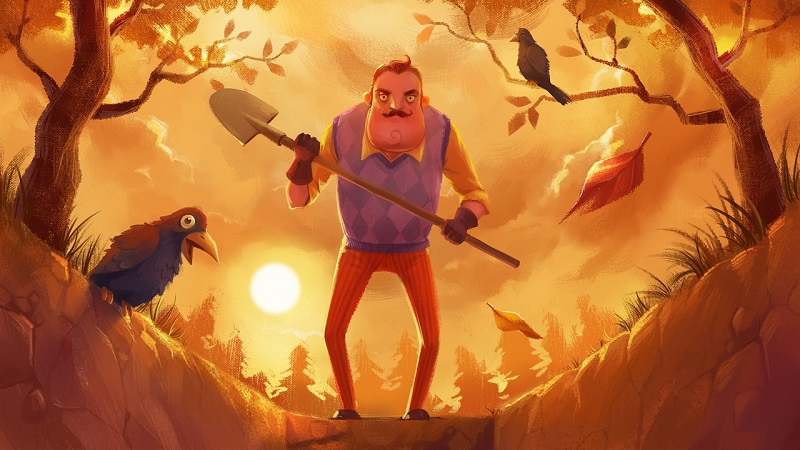 Backseat Gaming : Hello Neighbor Episode 2