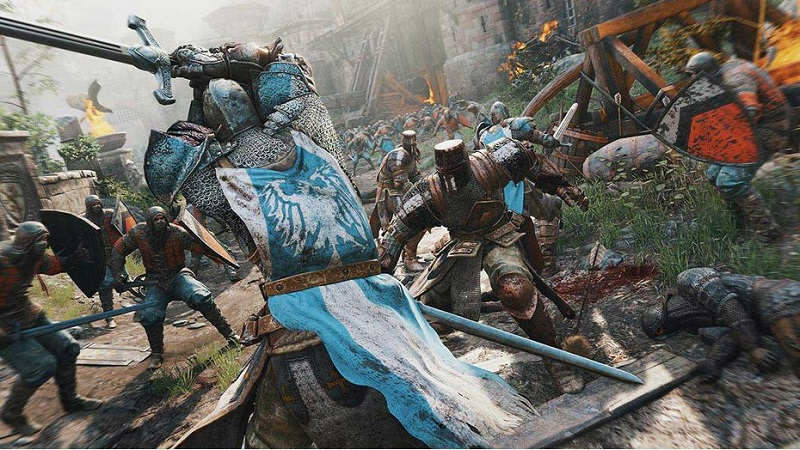 Ubisoft Announces Assassin's Creed and For Honor Crossover Event