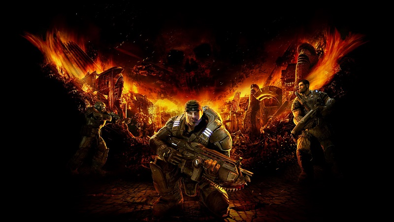 Reflecting on Gears of War with TrebM3 and Porshapwr