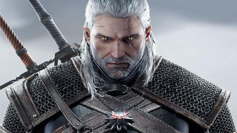 Geralt Arrives in Monster Hunter World in February