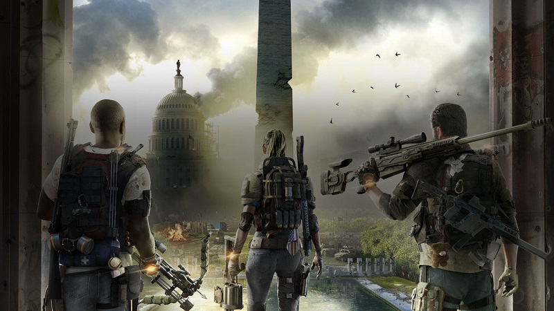 The Division 2 : Story Trailer World Premiere