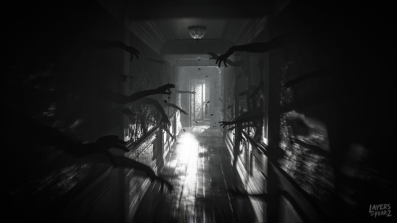 Layers of Fear 2 : Time Waits for No One
