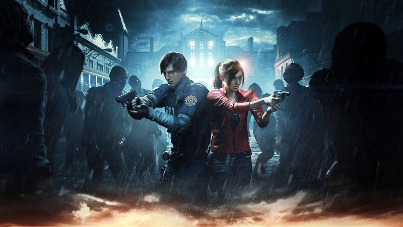 Backseat Gaming : Resident Evil 2 Special Episode