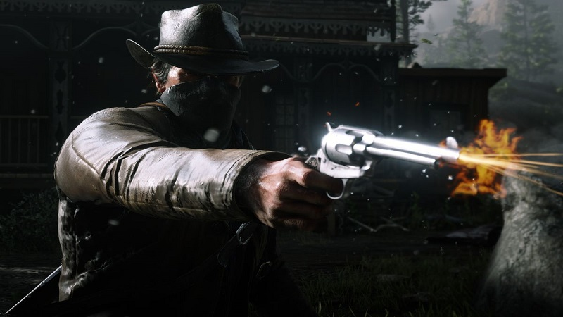 Red Dead Online : New Beta Update Includes Battle Royale Mode