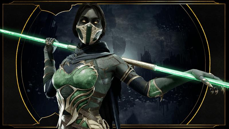 Mortal Kombat 11 : Jade Reveal Trailer