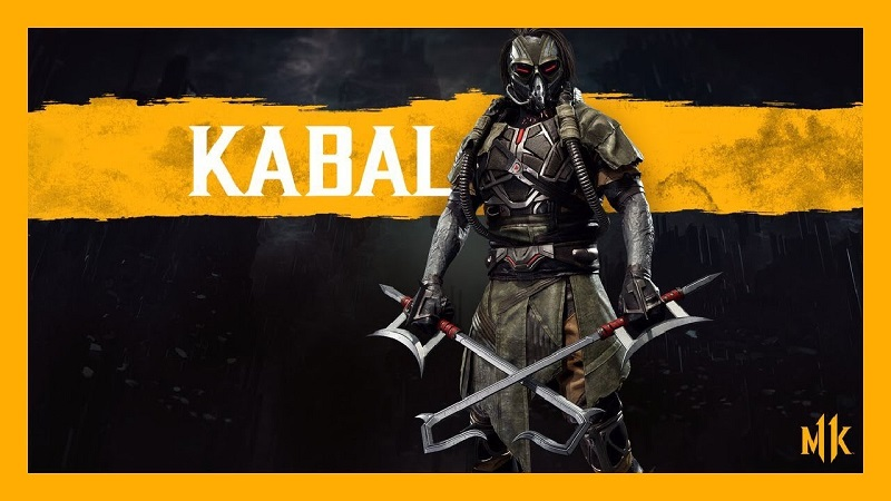 Mortal Kombat Kast : Kabal and D'Vorah Konfirmed