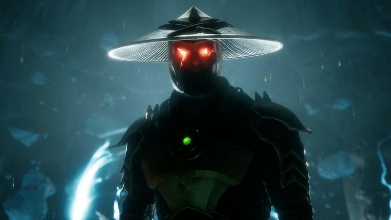 Mortal Kombat 11 : Official Launch Trailer