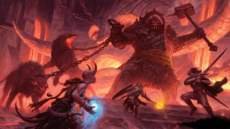Classic Dungeons & Dragons Games Return to Consoles this Fall