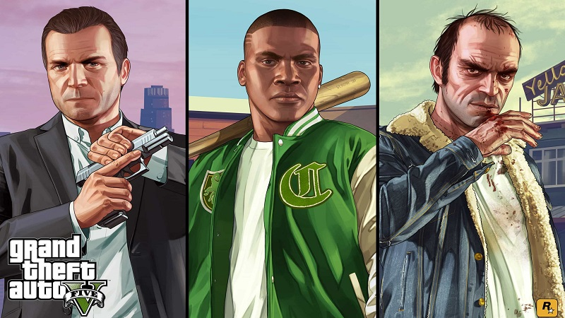 Grand Theft Auto V Surpasses 110 Million Copies Sold