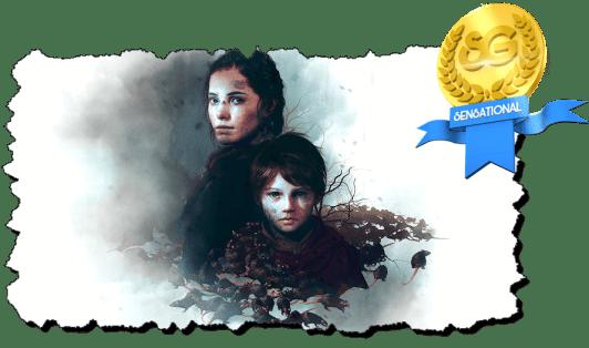 Plague Tale Medal