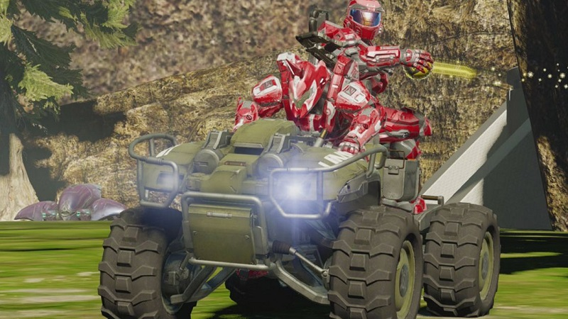 Halo 5 : Big Team Battle Gets a Complete Overhaul