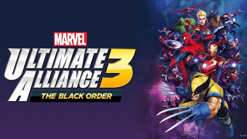 Marvel Ultimate Alliance 3 The Black Order : X-Men Trailer