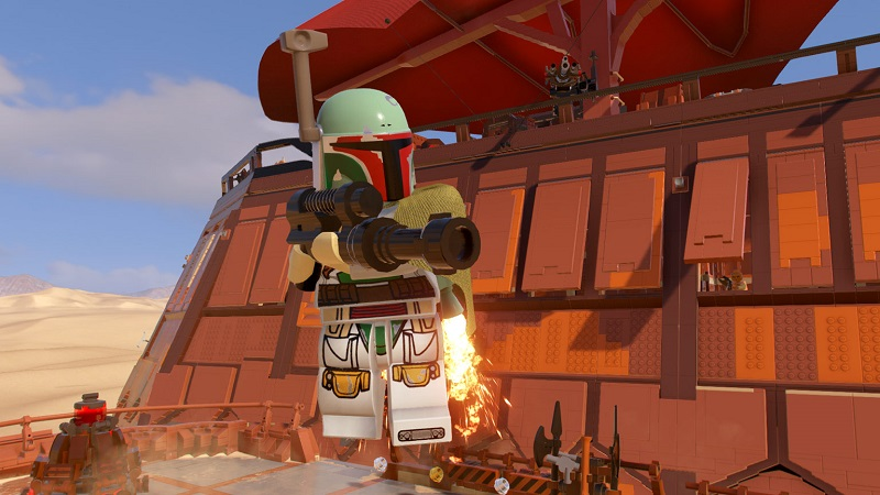 Lego Star Wars : The Skywalker Saga is Entirely New and Most Impressive