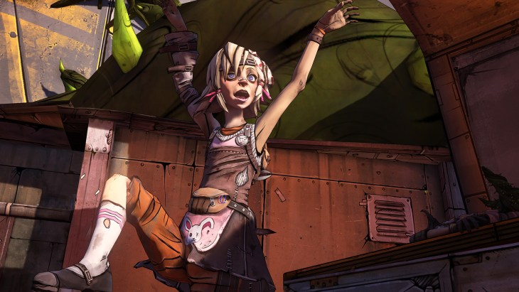 Borderlands 2 Expansion is Official : Commander Lilith and
