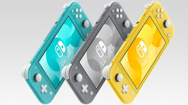 Switch Lite colors2