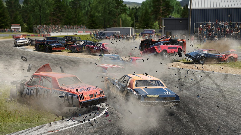 Wreckfest Arrives on Consoles in August