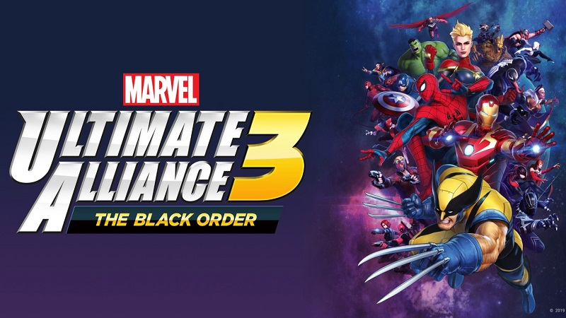 Marvel Ultimate Alliance 3 : The Full Roster with DLC Unveiled