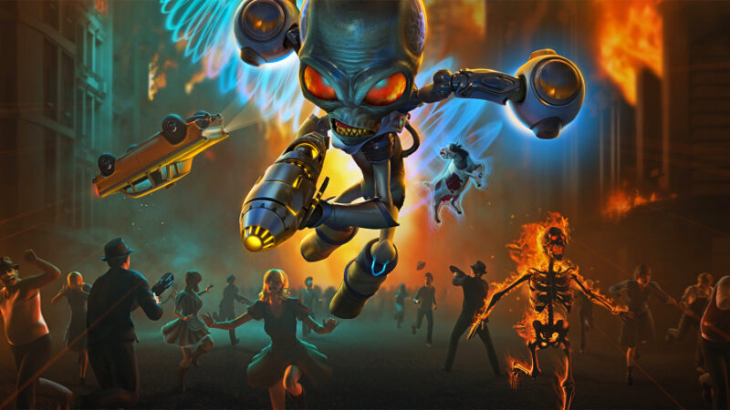 Destroy All Humans! CE Editions start at $150 and go up to $400