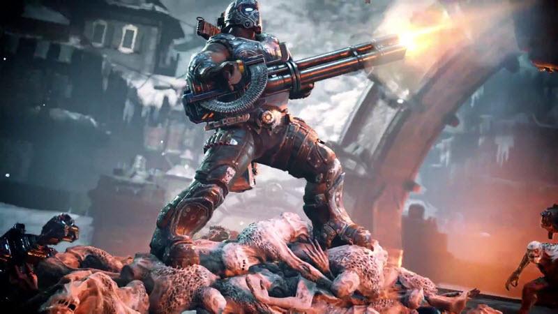 Gears 5 : Horde Mode Developer Trailer