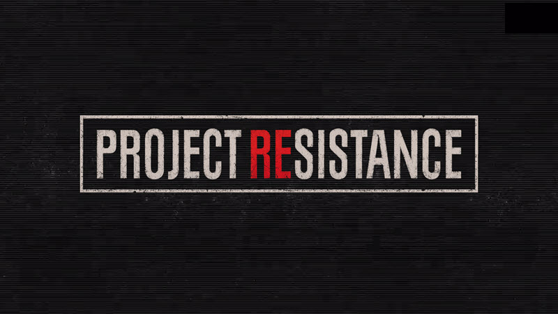 Capcom announcing Project REsistance September 9th