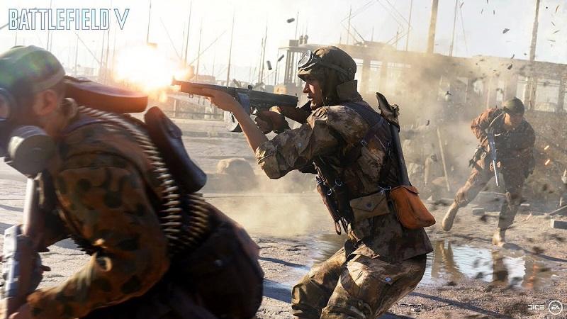 Battlefield V : DICE Cancels Plans for 5v5 Competitive Mode