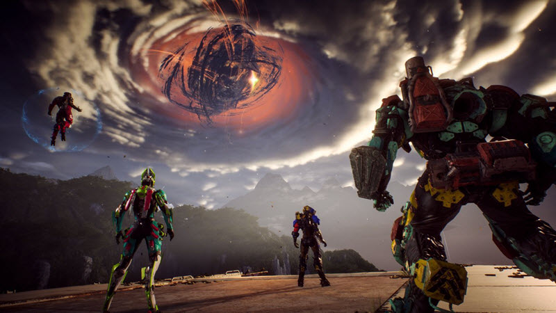 """Anthem Update 1.3 """"The Cataclysm"""" is now Live"""