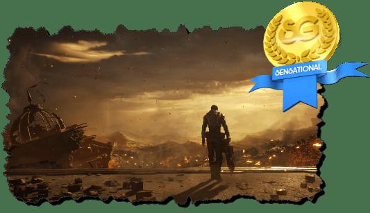 Gears 5 Medal
