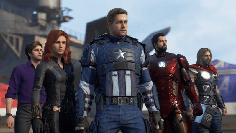 Marvel's The Avengers : Game Overview from Crystal Dynamics