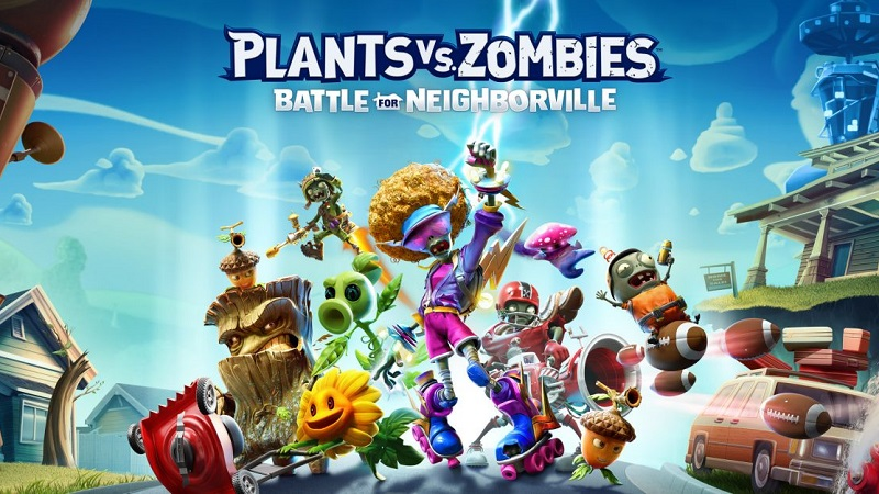 Plants vs. Zombies : Battle for Neighborville Launch Trailer and EA Access Trial Links