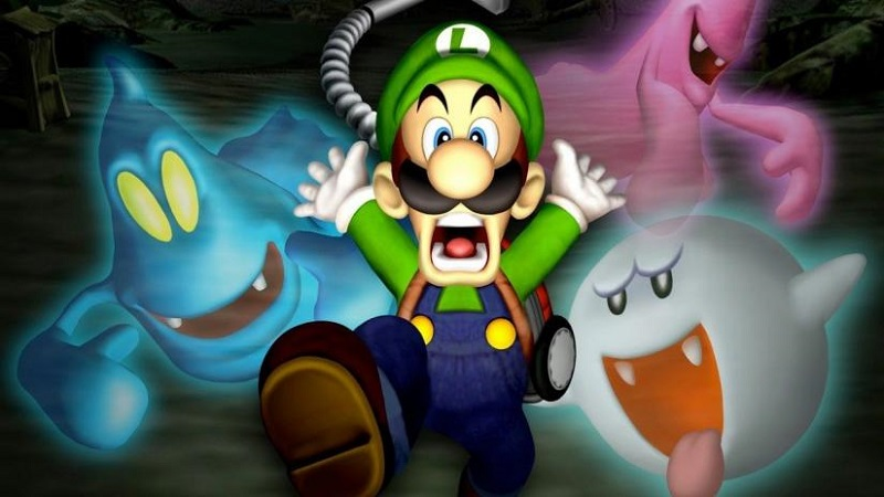 Luigi's Mansion 3 : Official Overview