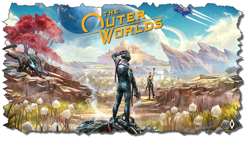 The Outer Worlds Review : Adventuring through a Sci-Fi Capitalist Galaxy