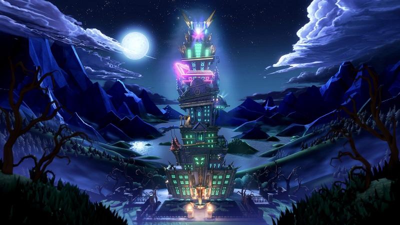 Luigi's Mansion Multiplayer DLC Detailed