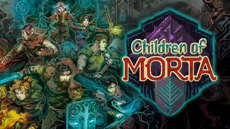Children of Morta is Now Live on Xbox Game Pass