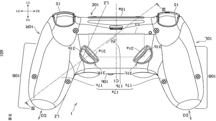 Controller Patent 2