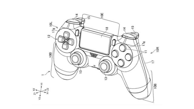 Controller patent