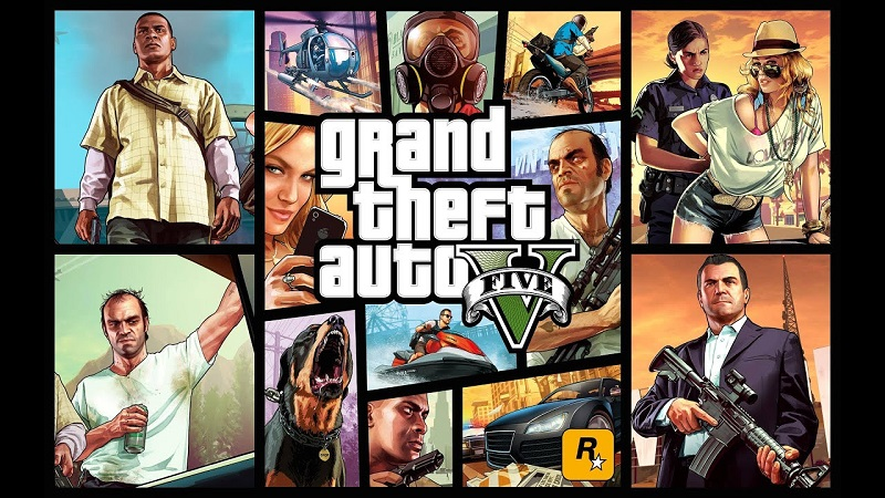 Grand Theft Auto V Lands on Xbox Game Pass Today