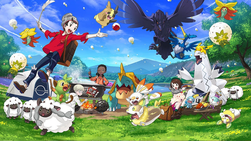 Pokemon Direct : Recap and Summary of all of the Announcements