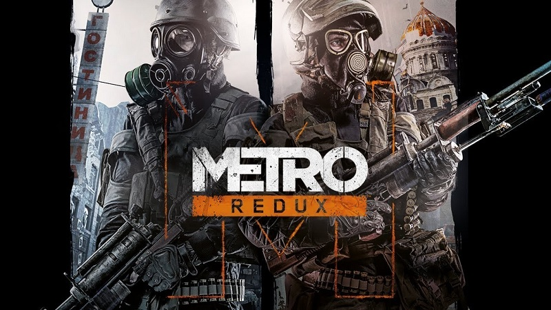 Metro Redux Collection Lands on the Switch in February