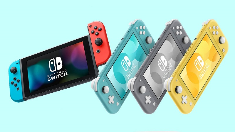 Nintendo Confirms No New Switch Model in 2020