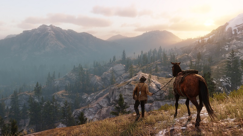 Reflecting on Red Dead Redemption 2 as a Work of Art with Dutch Voice Actor, Benjamin Davis's Mother