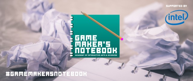 Game makers note