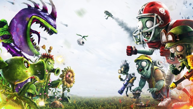 Garden Warfare Header