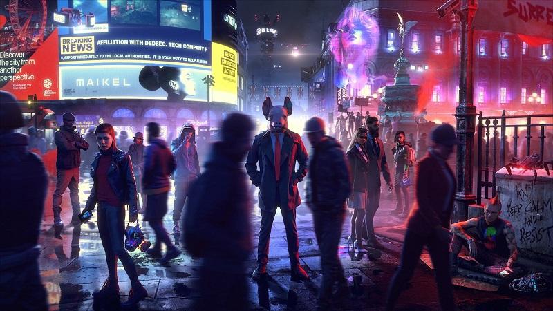 Ubisoft Announces its Release Plans through First Quarter 2021