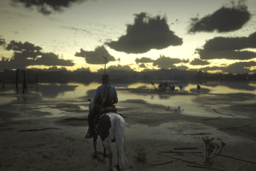 The Staggering Scope of Red Dead Redemption 2's Artistic Beauty