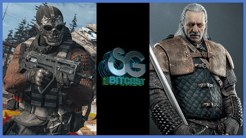 Bitcast 96 : Warzone Explodes onto the Scene and a New Witcher Game Confirmed