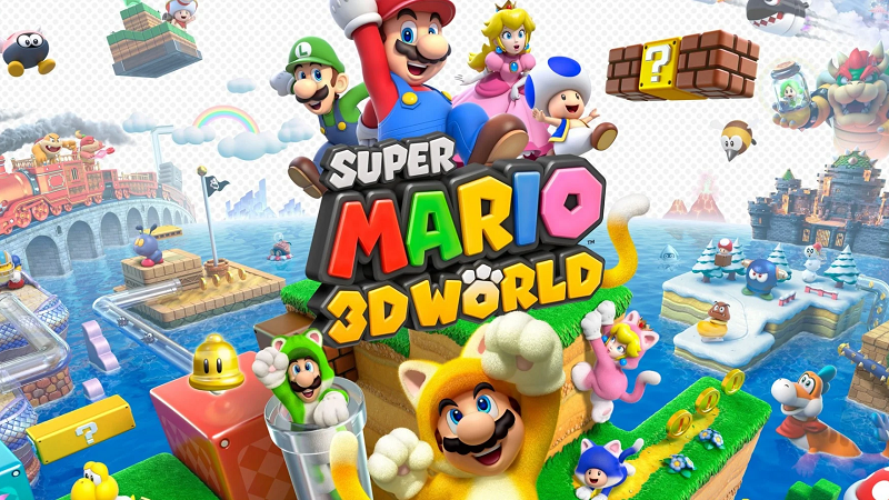 Super Mario 3D World SKU Leaks for the Nintendo Switch